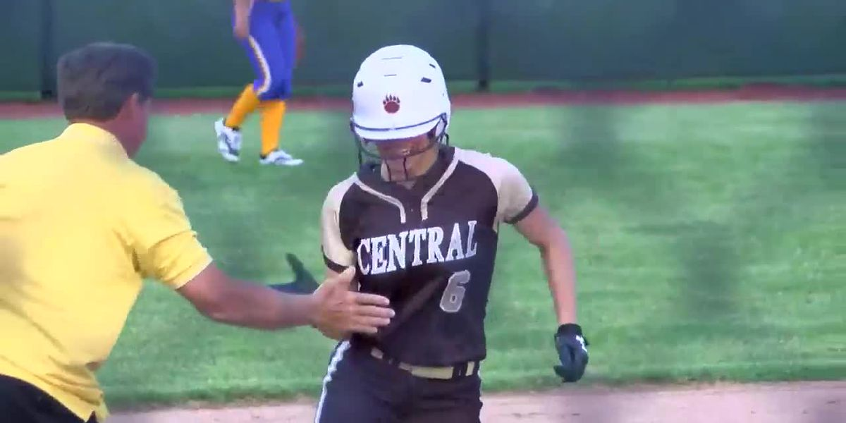 4A Softball Sectional: Castle vs. Central
