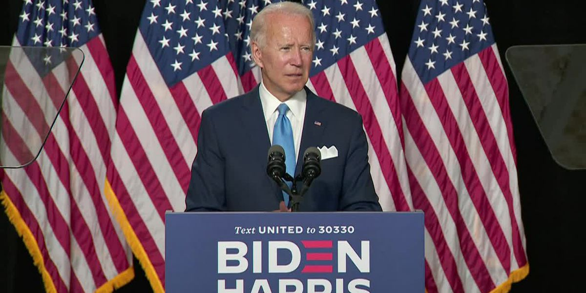 Biden: I asked Kamala to be the last voice in the room