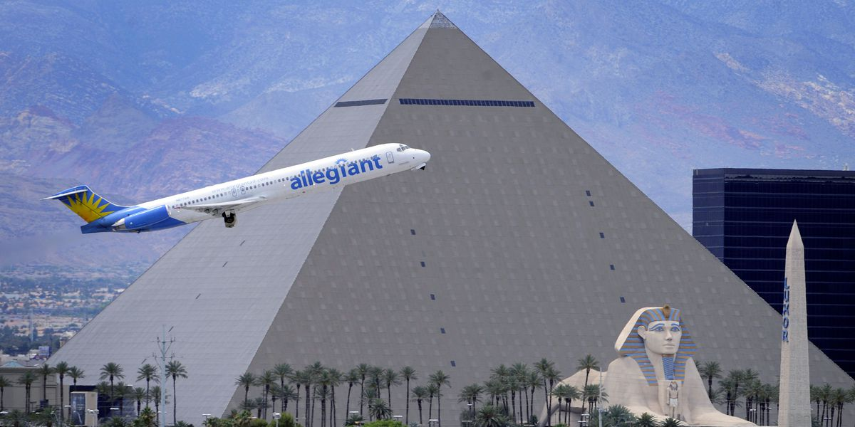 Man shot by police on Vegas airport tarmac didn't work there