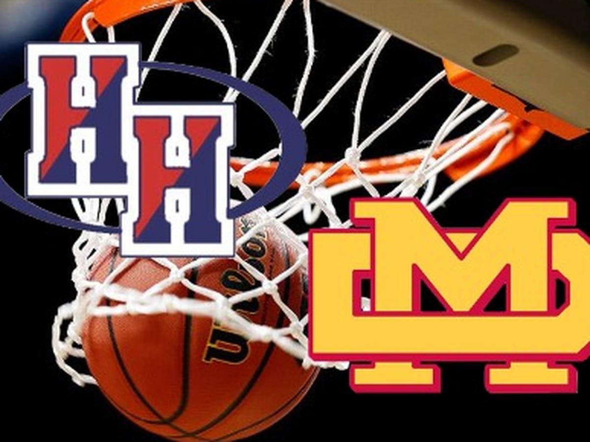 Heritage Hills vs Mater Dei girls basketball highlights