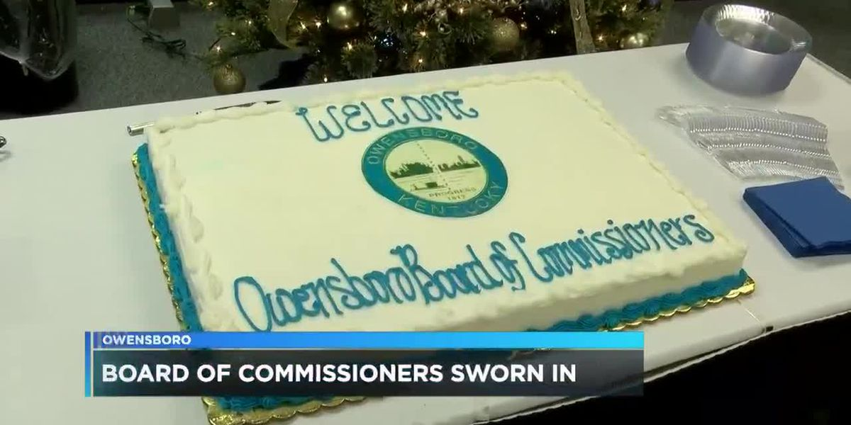 First day on the job for Owensboro elected officials