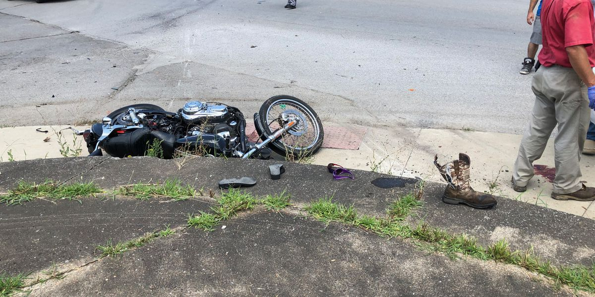 Bikers hit by car in Kentucky, sheriff says other bikers chased down teen driver