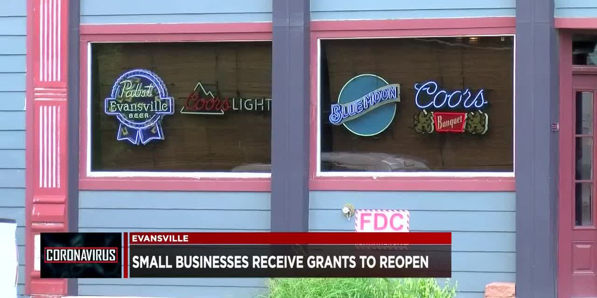 Local small businesses receive COVID-19 relief grants