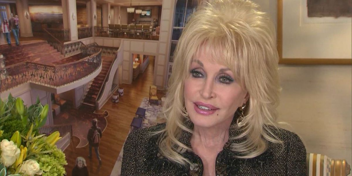 Dolly Parton: 'Of course, Black lives matter'