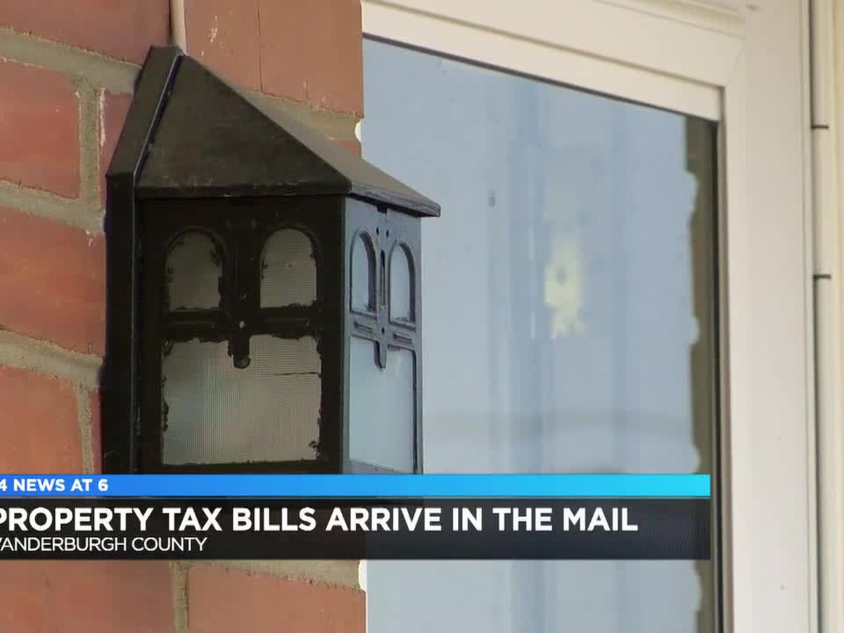 Tax bills sent out to property owners