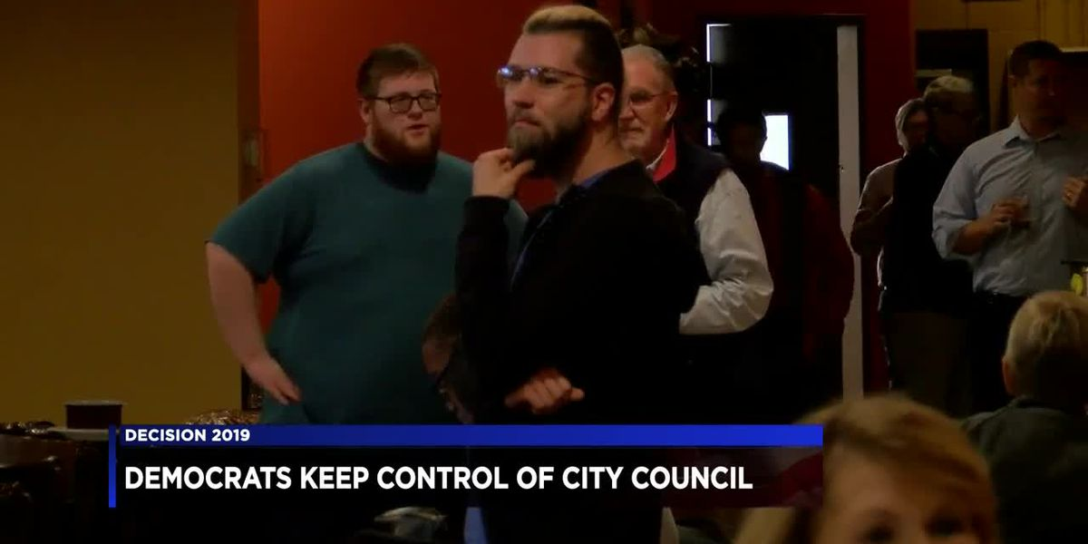 10 p.m. - Evansville election results are in for City Council, Mayoral Race
