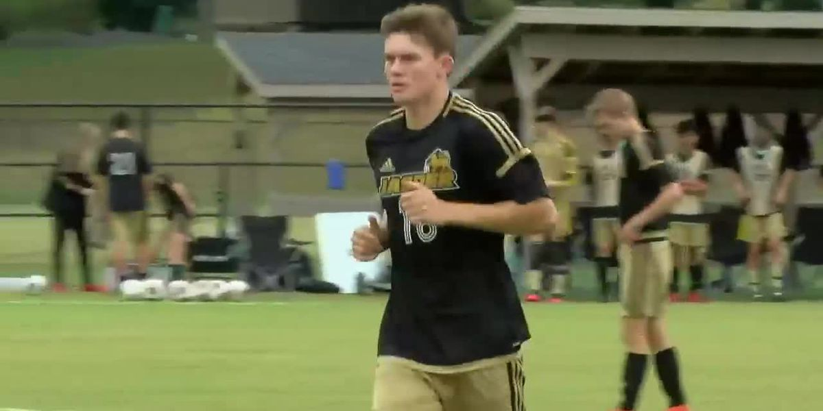 Boys Soccer: Castle vs. Jasper highlights