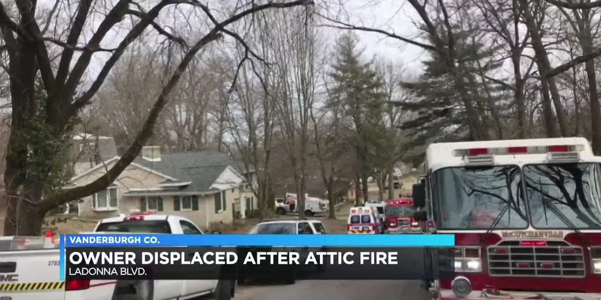 Officials: Red Cross called to help family after house fire