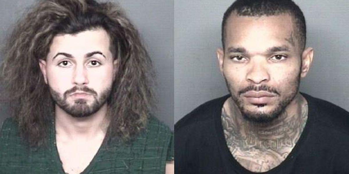 Two arrested after Vanderburgh Co. home invasion
