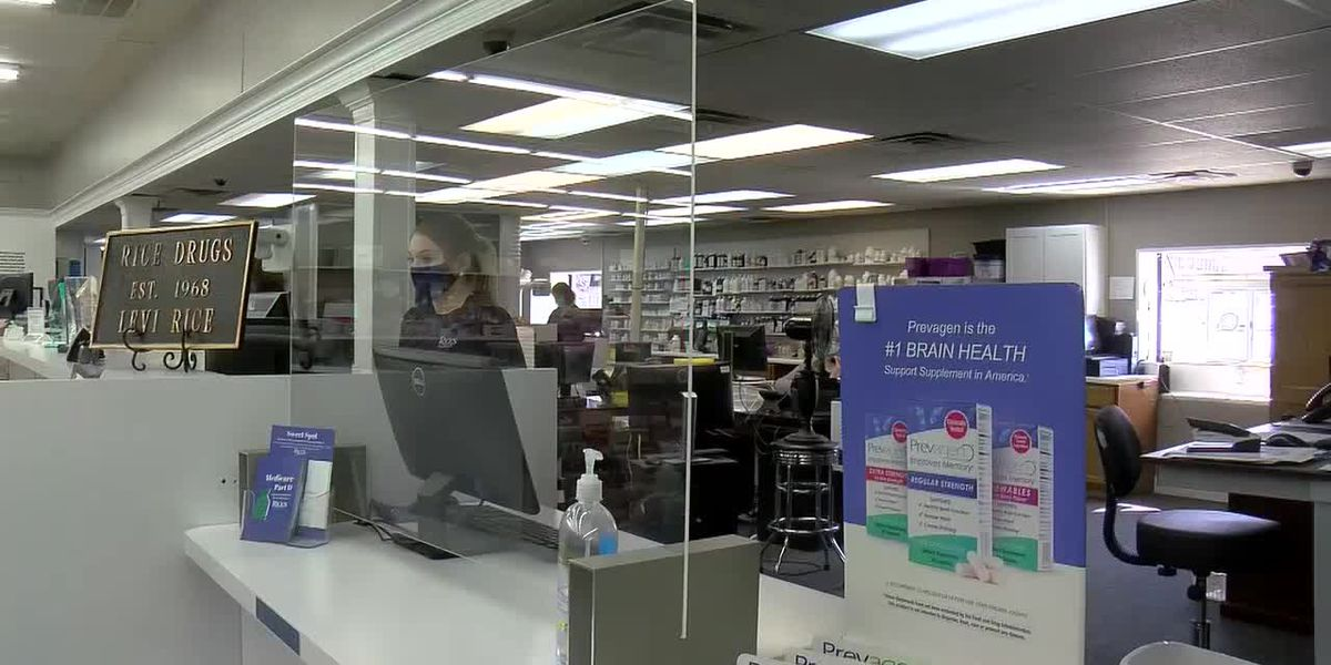 Rice's Pharmacy prepares for shipment of newly approved Johnson & Johnson vaccine