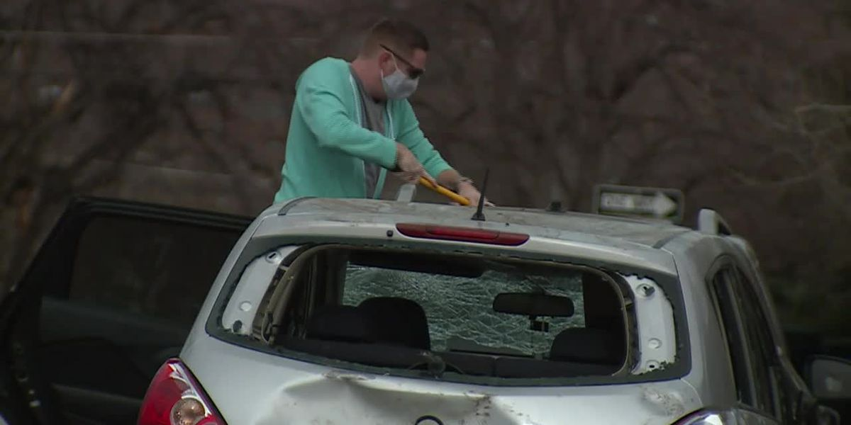 College students clean up after 'disappointing' party near Colo. campus gets violent