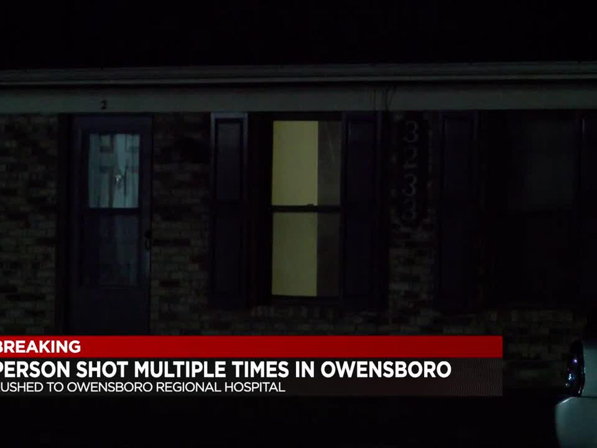 Owensboro shooting victim dies