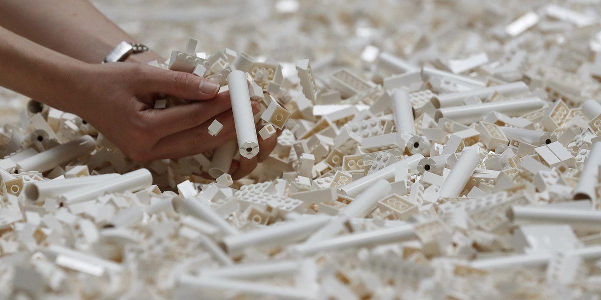 Legos lying around? Toy maker tests way to recycle bricks
