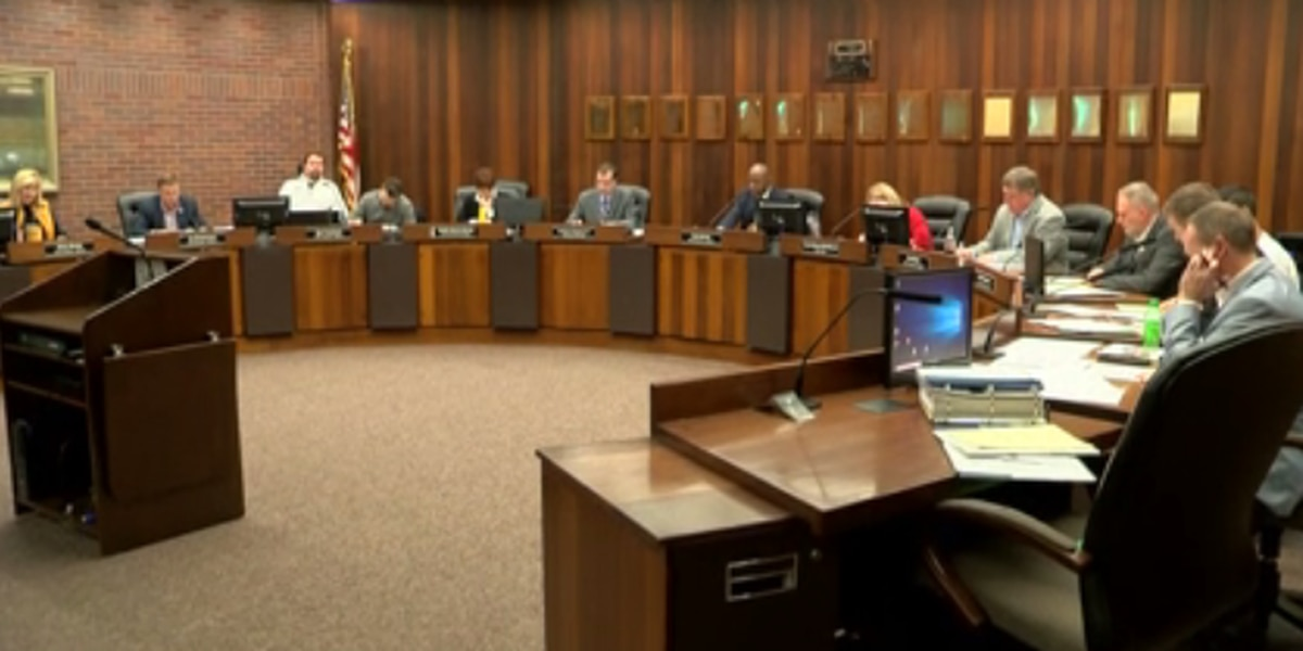 Evansville City Council addresses conflict of interest
