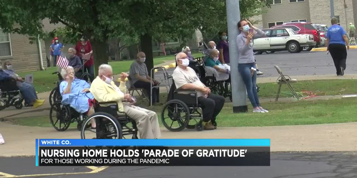 'Parade of Gratitude' held in White Co.