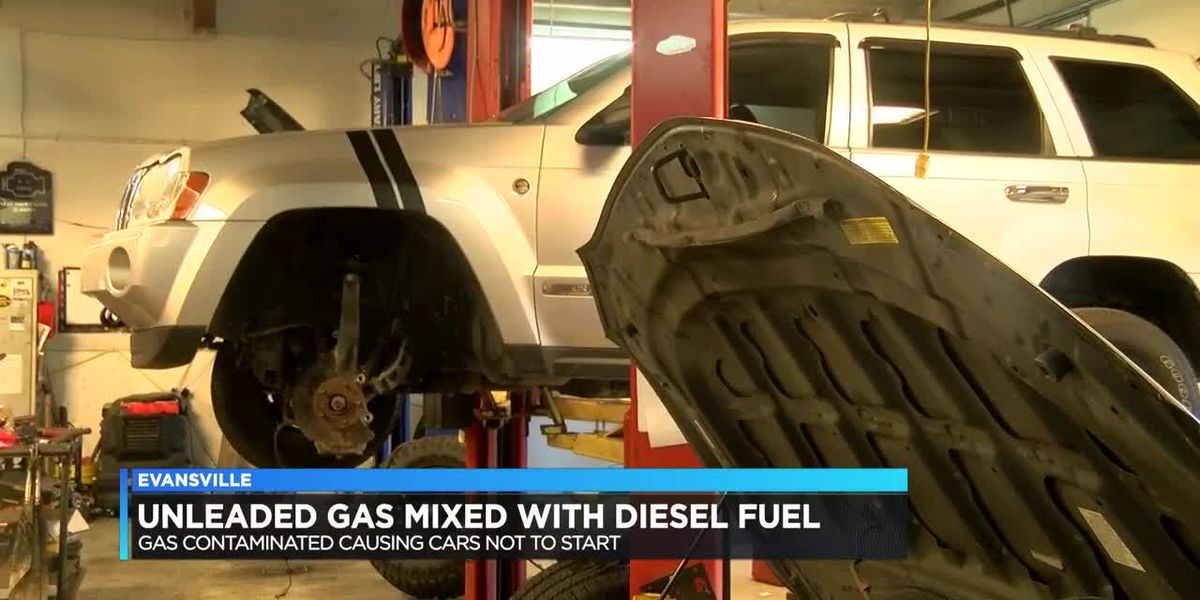 Cars Failing to Start Due to Contaminated Gas