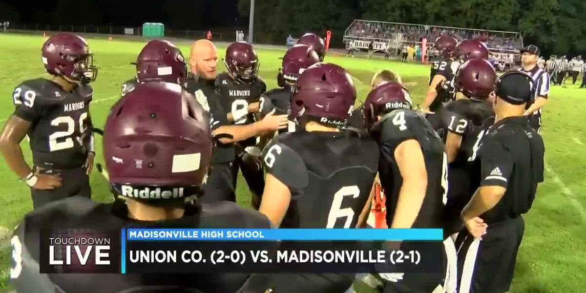 TDL Week 4: Union Co. vs Madisonville