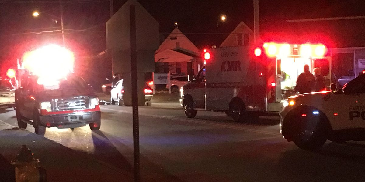 Authorities: Woman taken to hospital after getting hit by car Thurs. night