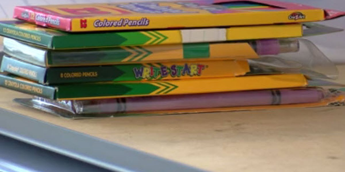 EVSC launches program to help teachers with school supplies cost