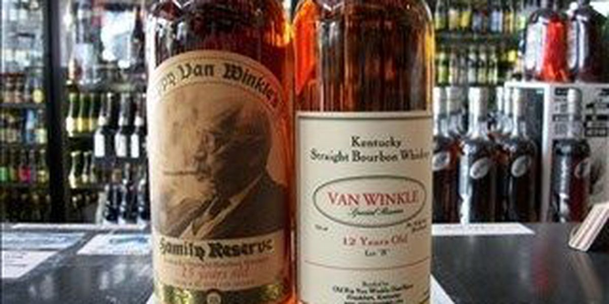 Kentucky bourbon makes its mark on state's economy