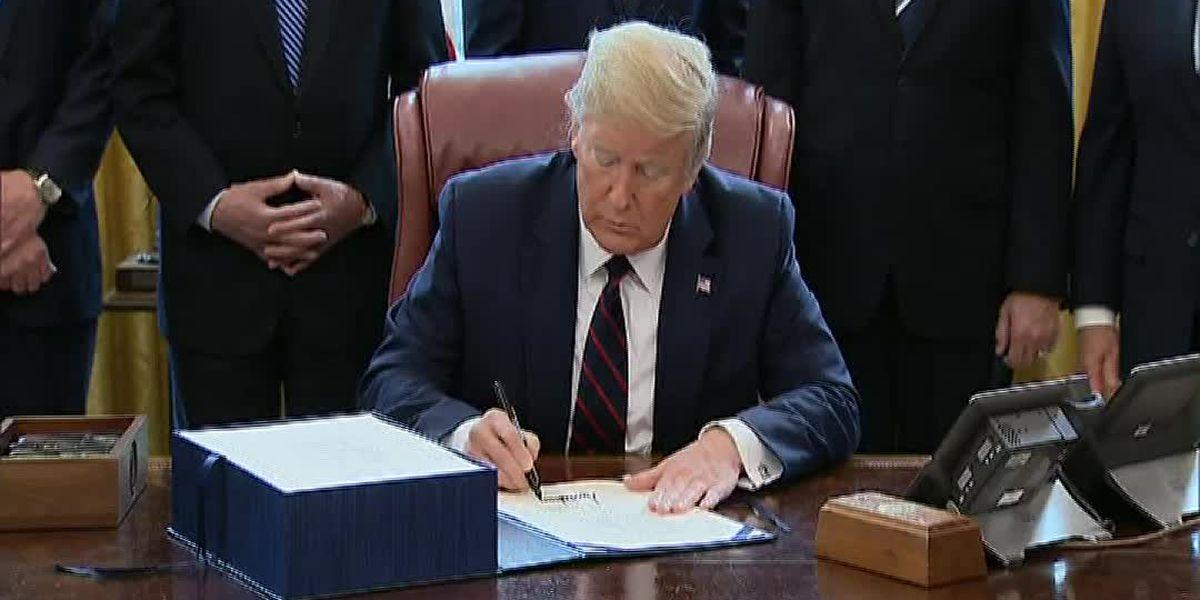 Trump approves Kentucky disaster declaration