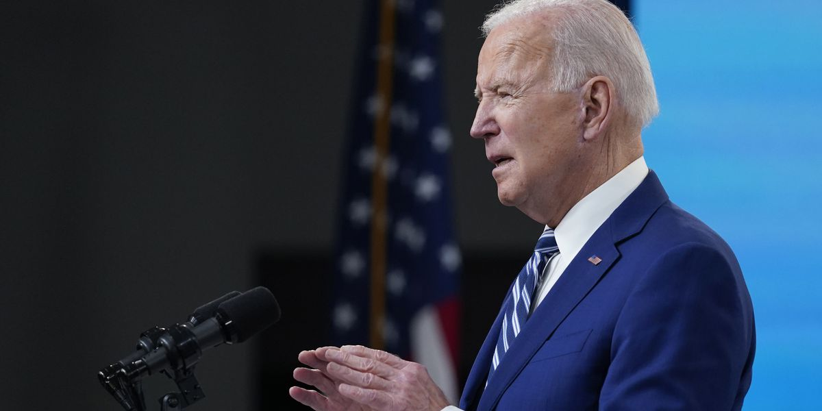 AP sources: Biden to pledge halving greenhouse gases by 2030
