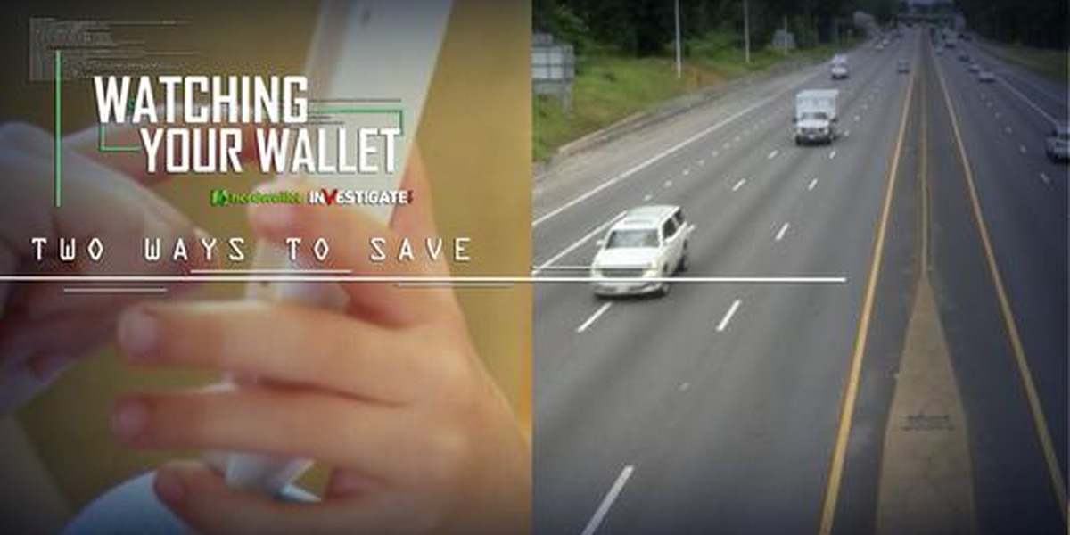 Watching Your Wallet: Two Ways to Save