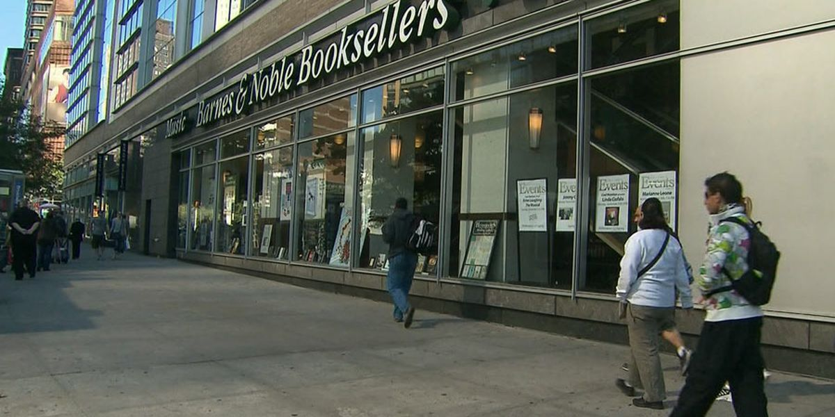 Barnes and Noble says cyber attack exposed customers' data
