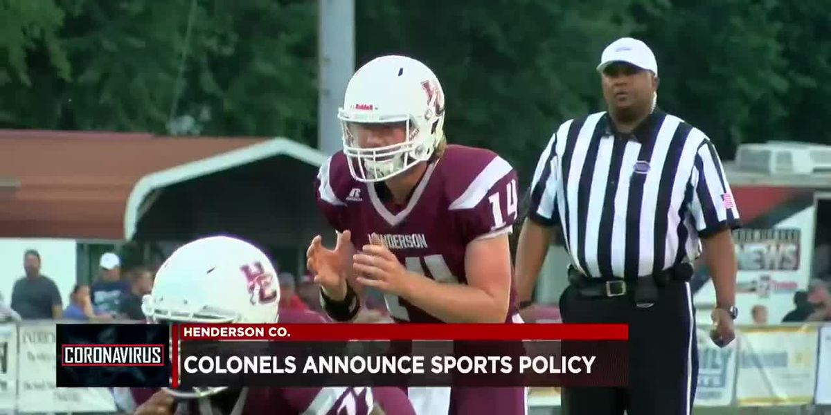 Henderson Co. High School announces sports policy