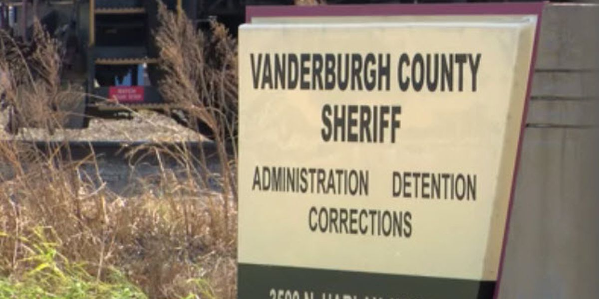 Vanderburgh Co. Sheriff's Office to hold joint news conference Fri. morning