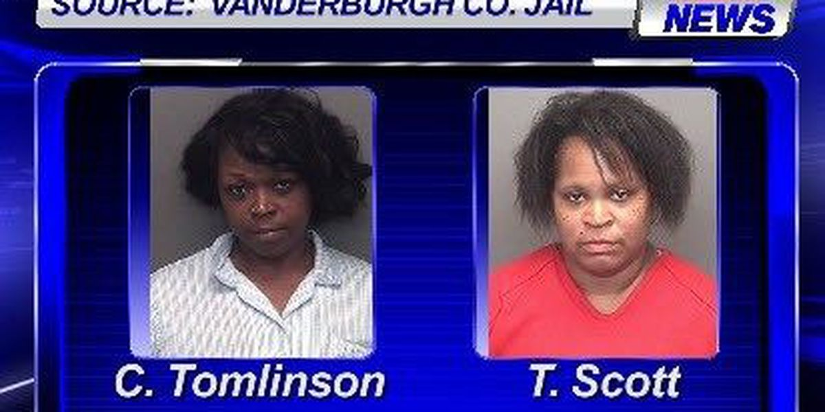 Two women accused of dealing cocaine in Evansville