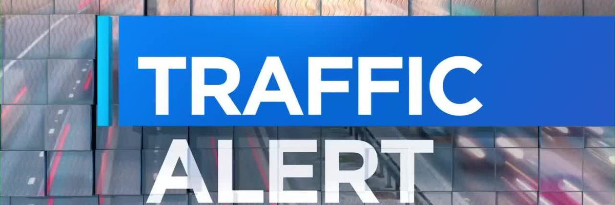 Traffic alert: Sewer work on Veterans Memorial Parkway