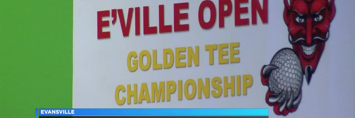Power Events Golden Tee Golf Tournament comes to Evansville