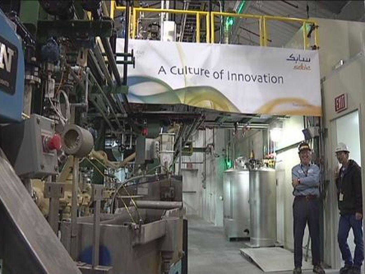 Saudi company to purchase majority stake in SABIC