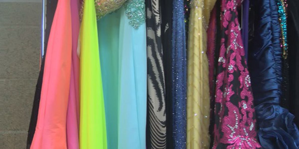 EVSC gives out free prom dresses