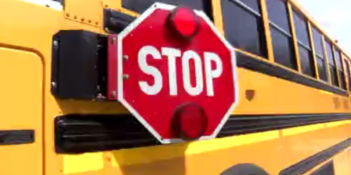 Local police agencies receive grants for safer school bus stops