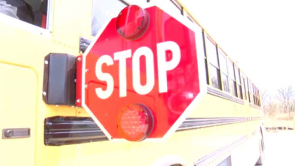Gibson Co. Schools adding cameras to bus stop-arms