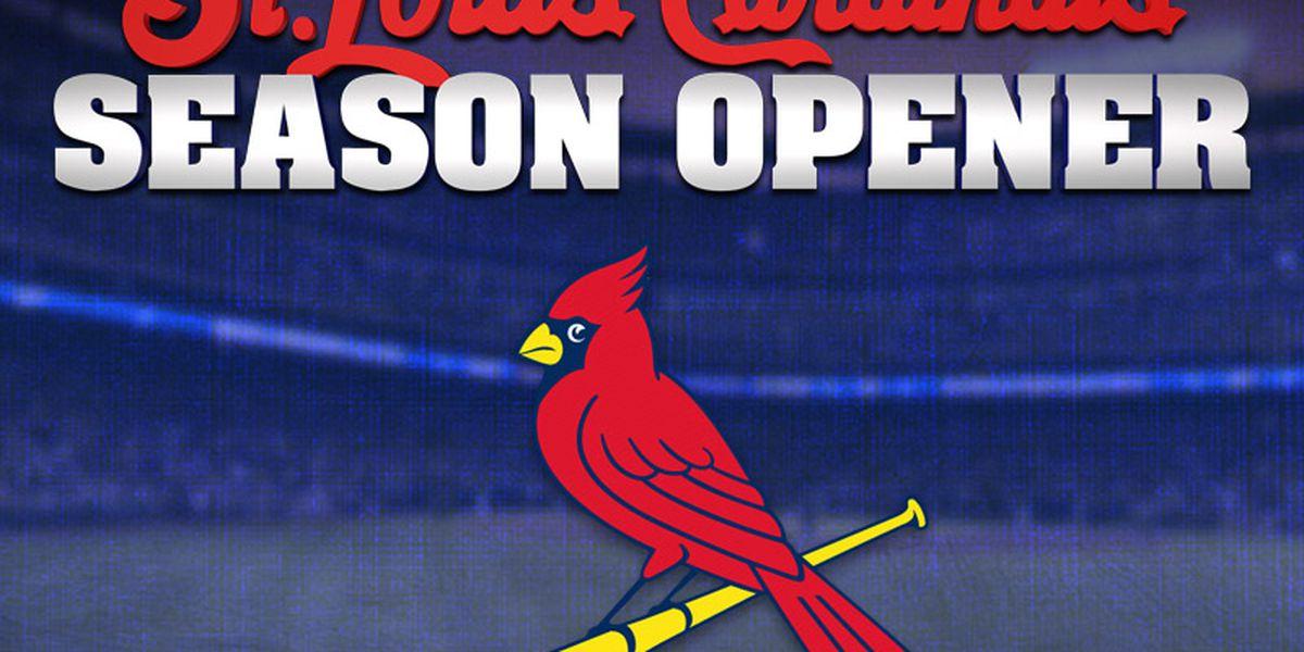 St. Louis Cardinals to start the regular season in Milwaukee