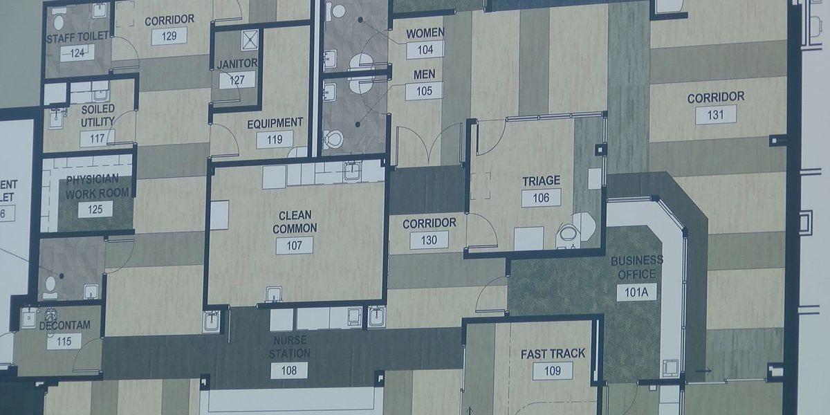 Plans unveiled for new multi-million-dollar emergency department in Union Co.