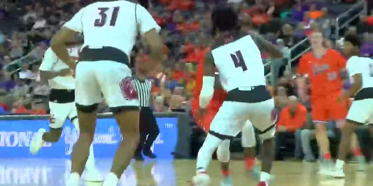 HIGHLIGHTS: Aces vs Jacksonville State
