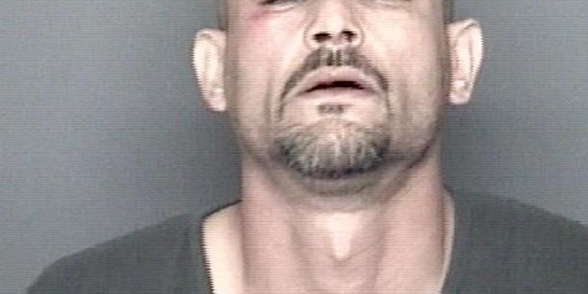 Delaware man arrested after chase on I-64