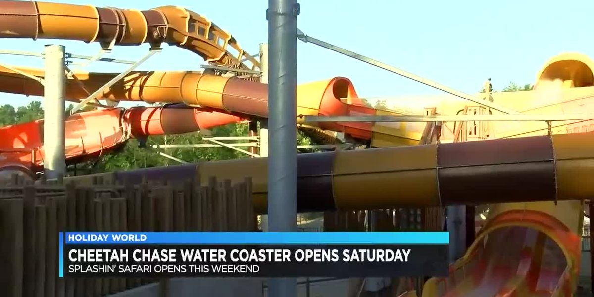 Splashin' Safari set to open this weekend