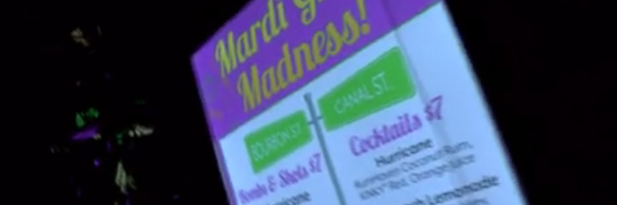 Franklin St. hosts festival for Fat Tues.