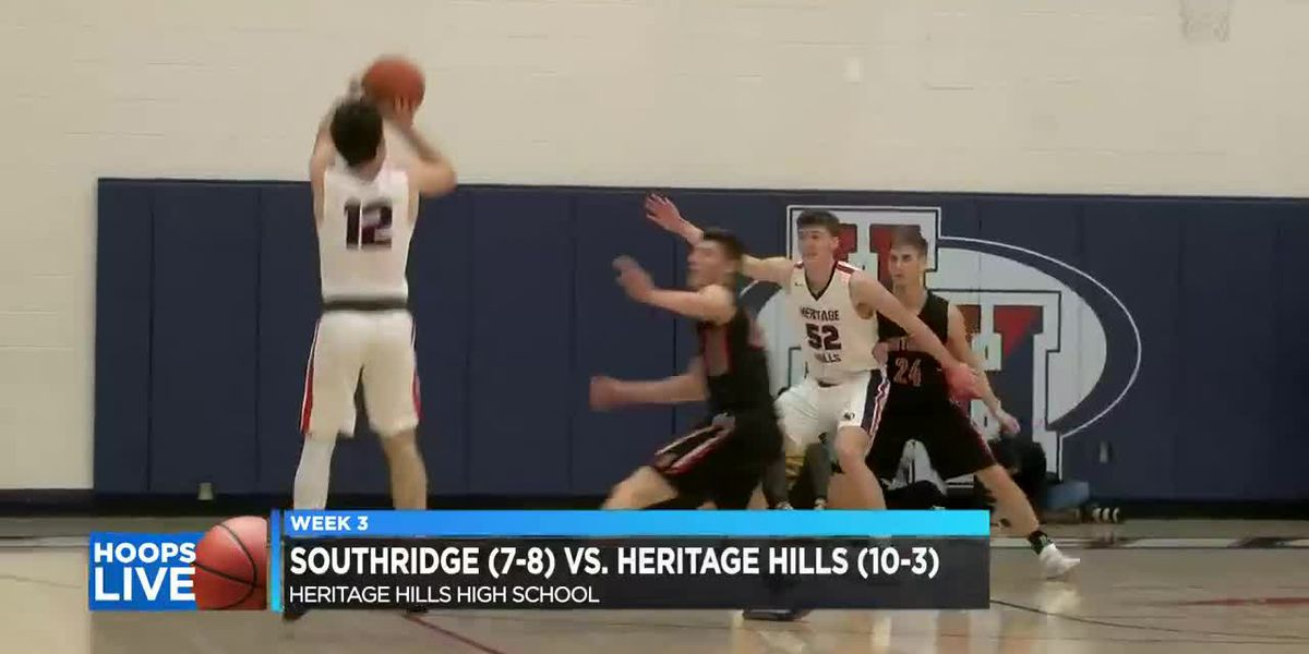 Hoops Live: Southridge vs Heritage Hills