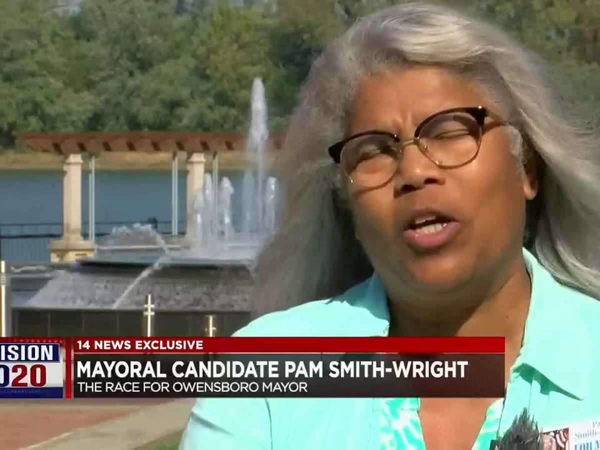 Owensboro Mayoral Race: Candidate Pam Wright-Smith sits down with 14 News
