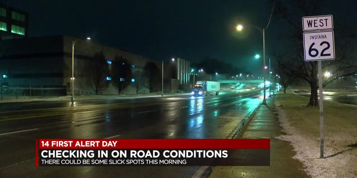 Tri-State could experience slick driving conditions