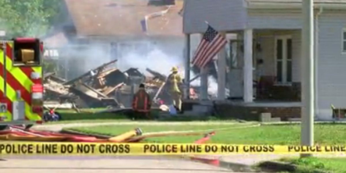 Victims killed in house explosion identified