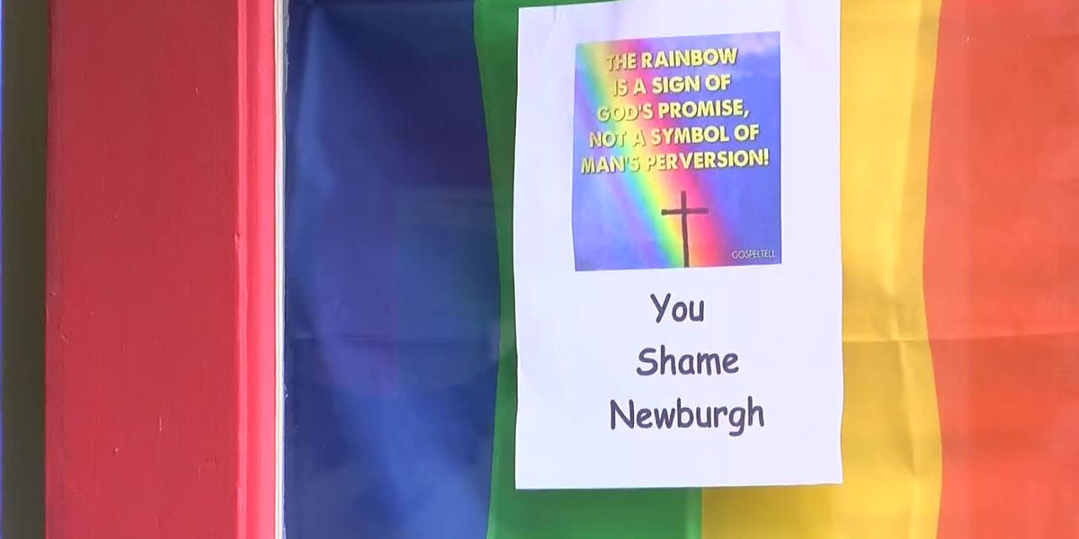 Newburgh business owner receives anti-pride hate letter