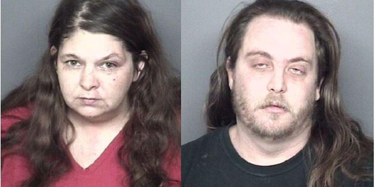 Parents accused of neglecting 5 children