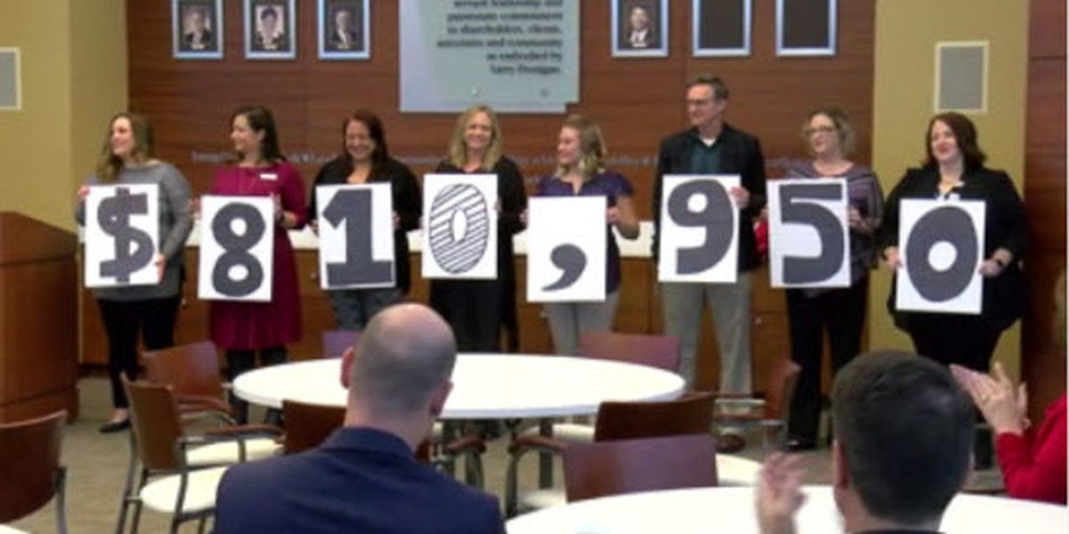 Albion more than halfway to $1.5M campaign goal
